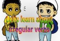 1001 ireguler verbs