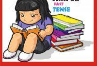 Pengertian, Rumus, dan Contoh kalimat Simple Past Tense Terbaru
