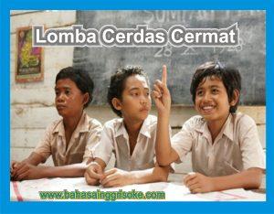 Soal – Soal Bahasa Inggris SMA Lengkap Terbaru (LCT)