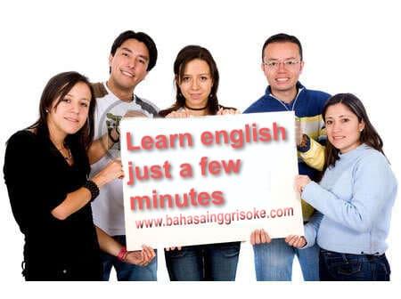 cara mudah belajar bahasa inggris 1 menit