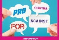 Pengertian, Fungsi, Dan Contoh Terlengkap Discussion Text
