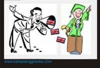 Pidato Bahasa Inggris TENTANG Nilai Pendidikan