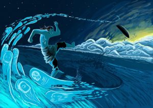Cerita Sangkuriang Dalam Bahasa Inggris dan Artinya Secara Sederhana