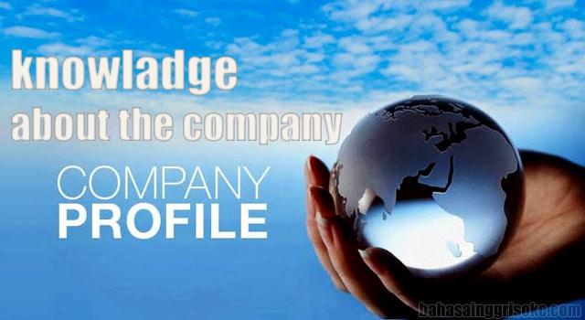 Wawancara Kerja Tentang Pengetahuan Perusahaan