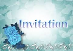 Contoh Invitation Card Bahasa Inggris Dalam Berbagai Acara