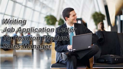 Product Sales Manager