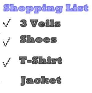 Pembahasan Lengkap tentang Daftar Belanja (Shopping List) beserta Contoh Soal dan Kunci Jawaban