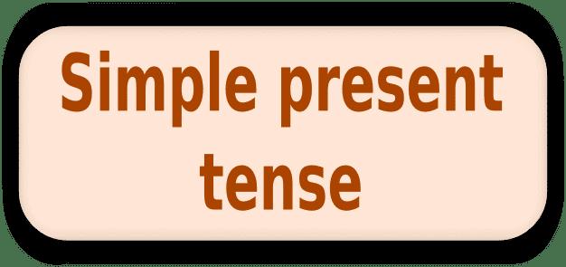 Penggunaan am,is,are dalam Simple Present Tense