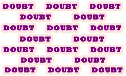 Dialog Bahasa Inggris tentang Expressing Doubt