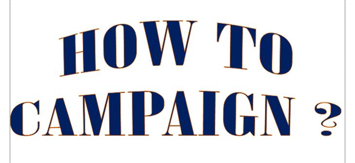 Contoh Kampanye untuk Menjadi Ketua Kelas dalam Bahasa Inggris