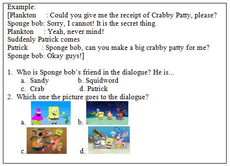 Example dialog Bahasa Inggris