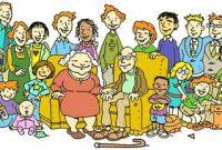 Dialog Singkat Bahasa Inggris tentang Keluarga beserta Artinya