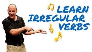 Irregular verb