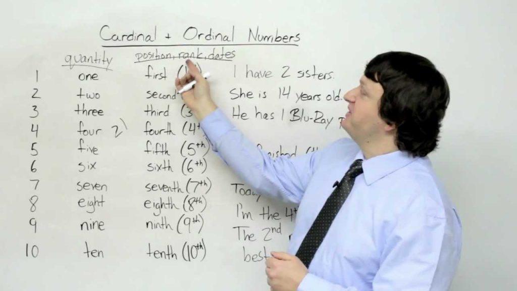 Pengertian dan Cara Menggunakan Cardinal Number