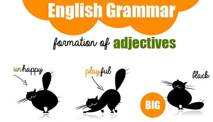 The Adjectival Formation