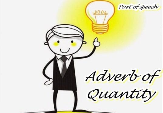 adverb of quantity