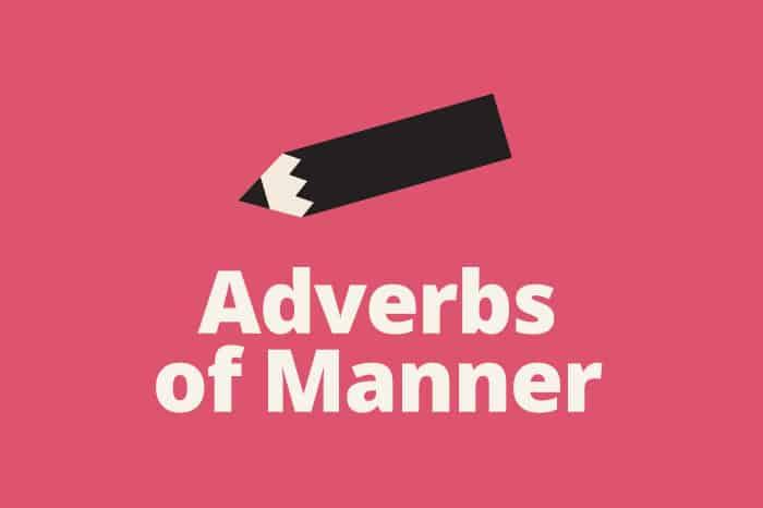 adverbmanner