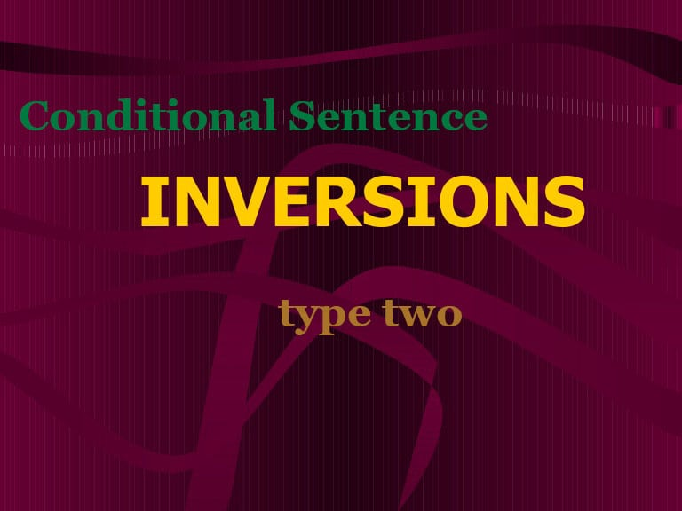 Conditional Sentence (If Clause) type 2