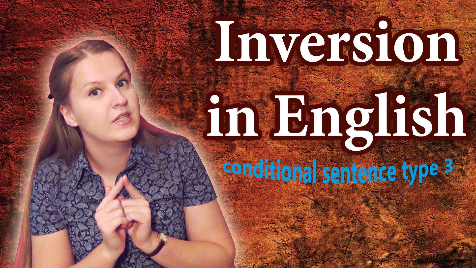 Inversion Conditional Sentence (If Clause) type 3