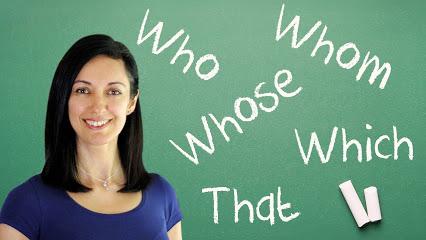 Relative or Conjunctive Pronoun