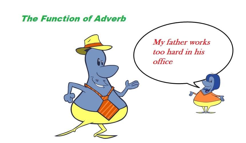 fungsi adverb