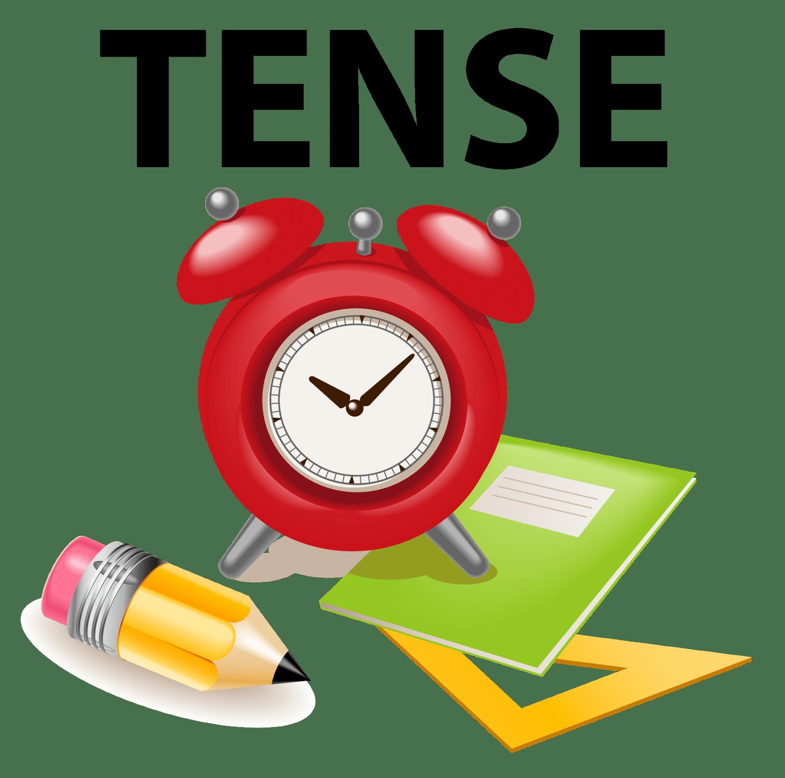 fungsi tense