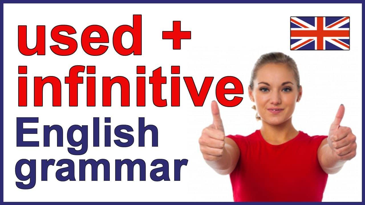 infinitive grammar