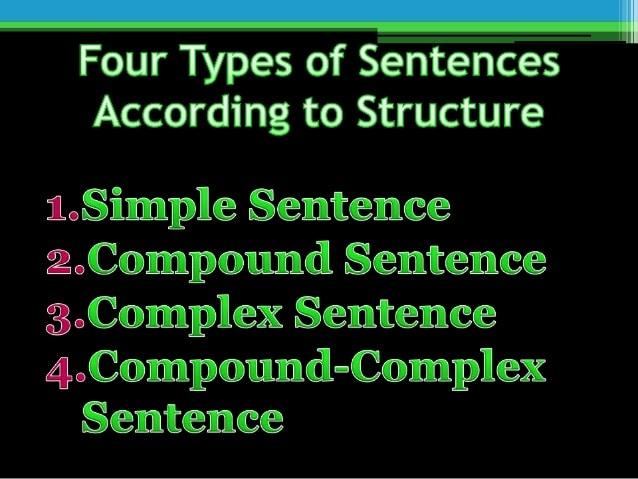 sentence berdasarkan pengguna