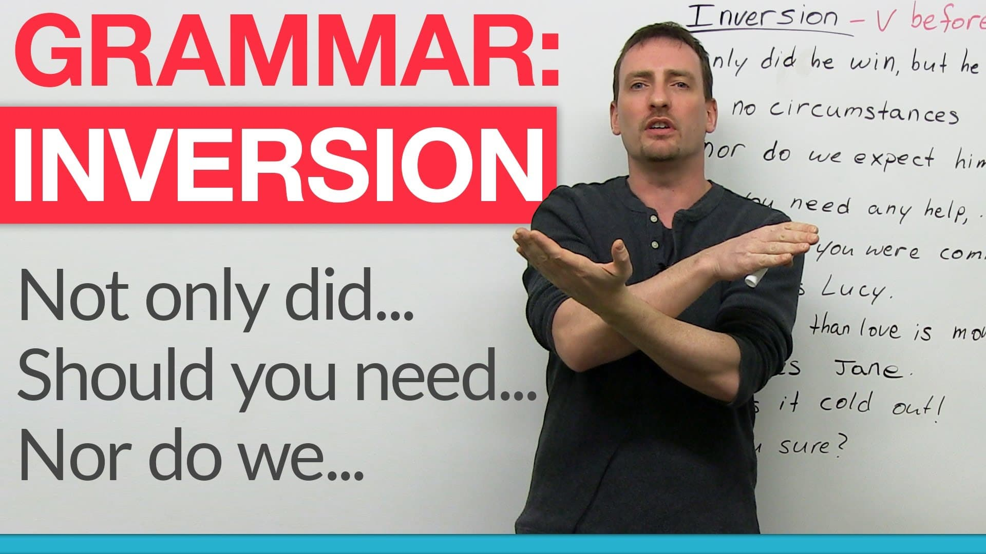 the kinds inversion Conditional Sentence