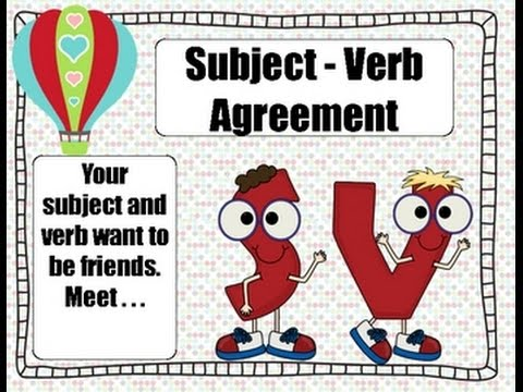 Subject Agreement