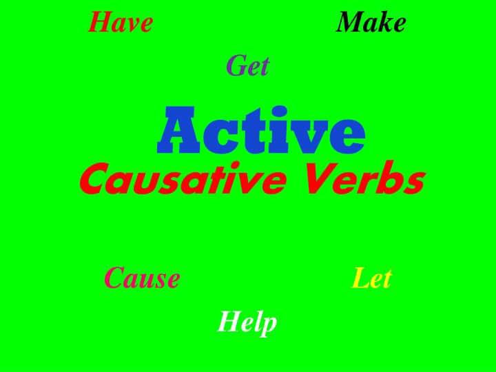 active causative