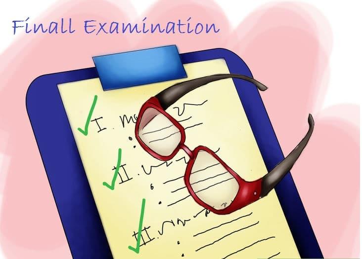 Finall Examination