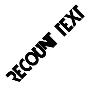 Recount Teks