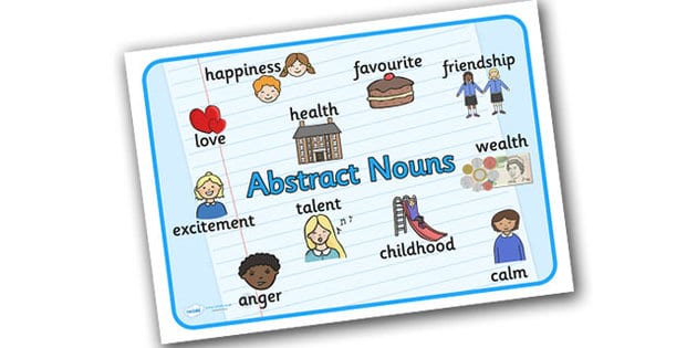 abstract noun