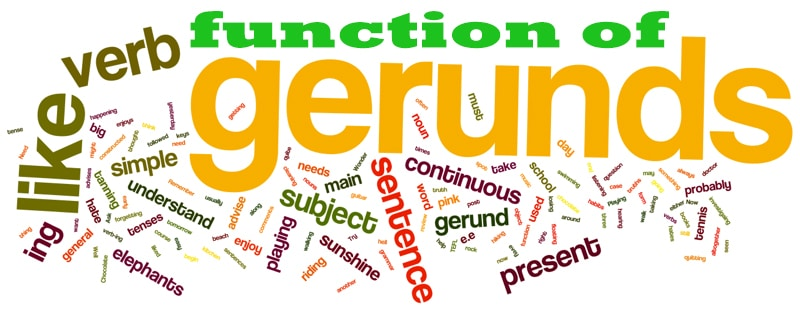 function-gerund