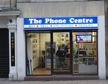 Descriptive Text Tentang Place 'The Best of Iphone Centre in Bandar Lampung'